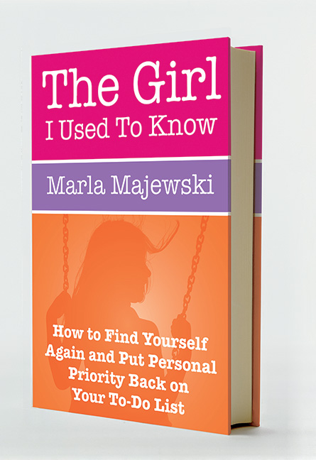 MOTIVATIONAL BOOK<P><B>The Girl I Used To Know